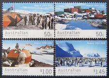 2004 AAT Decimal Stamps - Mawson Station 1954-2004 - Set of 4 MNH