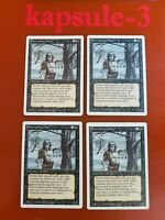 4x Scavenging Ghoul | Revised | MTG Magic The Gathering Cards