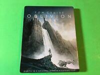 Oblivion (Tom Cruise) Blu-ray & DVD Walmart Exclusive Steelbook Movie