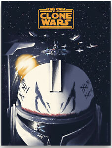 The Clone Wars - Lyndon Willoughby - Star Wars Poster #/175