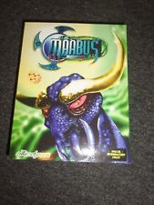 1995 Microforum Maabus PC Game BOX and MANUAL ONLY
