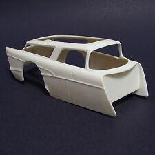 Jimmy Flintstone '57 Chevy Nomad Wagon Rat Rod Resin Body #309