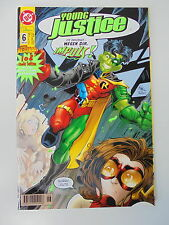 1x Comic -DC Dino- Young Justice - Nr. 6 - Z. 1/1-