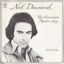 7inch NEIL DIAMOND the american popular song HOLLAND 1979 EX+ (S2820)