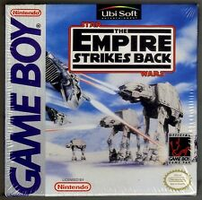 Gameboy Star Wars The Empire Strikes Back (1996) New & Nintendo Factory Sealed