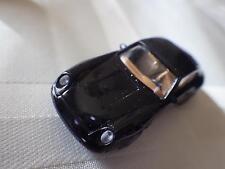 Euromodell (Germany) Black Porsche 911 Coupe 993 Plastic 1:87 NIB