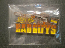 Firefly Lapel Pin Let's Be Bad Guys