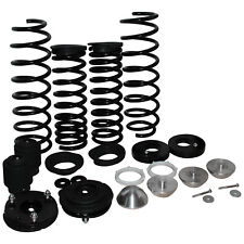 Front Rear Air Suspension Coil Spring Conversion Kit for Range Rover 06-09 L322