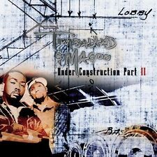 """TIMBALAND/MAGOO """"Under Construction Part II"""" [CLEAN/EDITED]"""" (CD, 2003)"""