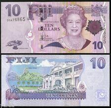 Fiji - 10 Dollars 2007 (2011) UNC, Pick 111b