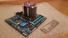 Asus P7P55-M LGA 1156 + Intel Core i5 750 +CPU Kühler
