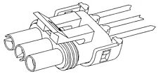 Manifold Absolute Pressure Sensor Connector-FI Tomco 24015