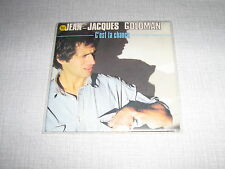 """JEAN-JACQUES GOLDMAN CDS 3"""" AUTRICHE C'EST TA CHANCE+"""