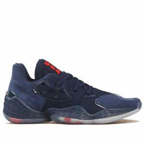 {FY0870} adidas HARDEN VOL.4 GCA 'TEAM USA' - Navy *NEW*