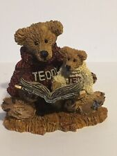 Vintage 1993 Boyds Bears And Friends Ted And Teddy #2223 Nos