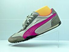 Puma Men's mirage Athletic Fashion Shoes White Size us 9/eur40 purple gray
