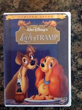 Lady and the Tramp (DVD, 1999)Authentic Disney US Release