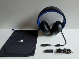 Sony PlayStation Wireless Stereo Headset 2.0 - Black (CECHYA-0083)