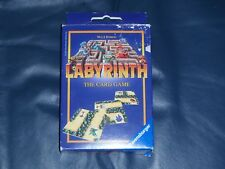 "Ravensburger ""LABYRINTH"" The Card Game - Travel / Pocket / Portable Version"