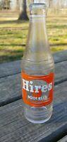 Vintage 1948 HIRES ROOT BEER Cola BOTTLE 8 Oz. ACL Soda Pop EXCELLENT CONDITION