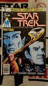 Star Trek #1 NM-/9.2 1980 Marvel Comics