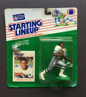 HERSCHEL WALKER 1988 Starting Lineup Figure Bonus Card Dallas Cowboys NFL
