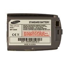 Samsung Replacement Battery 3.7V Lithium Ion BST12ASE for SGH-A530 - Gray