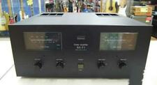 Sansui BA-F1 BAF1 Power Amplifier Amp for Sound Audio Tested Working Used Ex