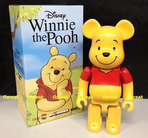 Medicom Be@rbrick 2014 Disney 400% Winnie The Pooh Bearbrick