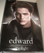ROLLED NECA POSTERS EDWARD TWILIGHT VAMPIRE PORTRAIT PINUP POSTER 24 x 36