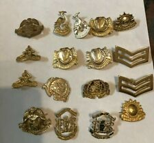 Irish Army collection of badges, (IR2)