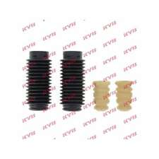 Fits Peugeot 207 1.6 HDi 110 Genuine KYB Front Shock Absorber Dust Cover Kit