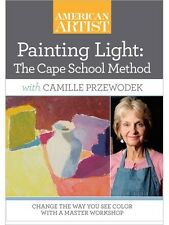 Painting Light: The Cape School Method with Camille Przewodek DVD