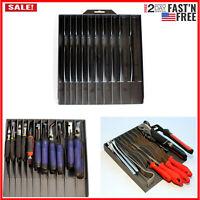 Pliers Tool Organizer Storage Sorter Chest Drawer Wrench Tray Toolbox Garage Box
