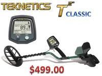 Teknetics T2 Classic Metal Detector w/ Latest Software Release