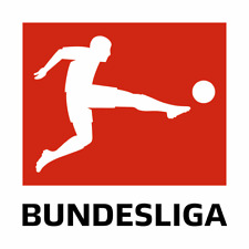 Original 1.Bundesliga Ärmellogo Patch Badge Logo alle Teams 2017-2018