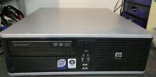 HP Compaq dc7900 SFF PC Core2Duo 3.16Ghz E8500 4Gb 500Gb Win 10 Pro ACTIVATED