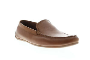 Clarks Reazor Edge 26137847 Mens Brown Loafers & Slip Ons Moccasin Shoes 8