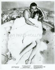 SEAN CONNERY  JILL ST JOHN DIAMONDS ARE FOREVER 1971 VINTAGE PHOTO ORIGINAL #4