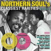NORTHERN SOUL'S CLASSIEST RARITIES VOLUME 4 Various NEW & SEALED CD (KENT) SOUL
