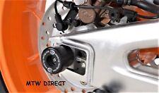 Honda CBR600RR 2014 R&G Racing Swingarm Protectors SP0047BK Black