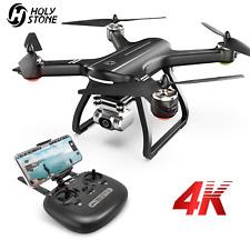 Holy Stone HS700D RC GPS Drohne mit 4K HD Kamera FPV Quadrocopter Bürstenlos