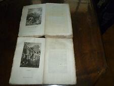 OEUVRES DE BOILEAU DESPREAUX 4 tomes 1821:SATIRES-EPITRES-PROSE-CORRESPONDANCE