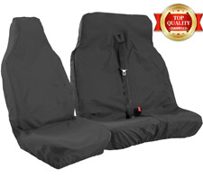 Peugeot Boxer 2+1 Van Seat Custom Covers protectors 100% WATERPROOF