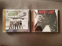 Too Fast for Love [Crcial Cre Edition] by Motley Crue & Iron Maiden Flight 666