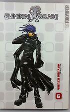 ELEMENTAL GELADE #6 JAPAN MANGA COMIC ENGLISH TOKYOPOP, MAYUMI AZUMA NEW UNREAD