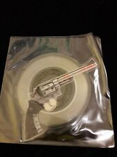 Untouchables Free Yourself - Gun shaped picture disc vinyl record UK