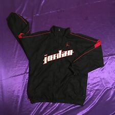 Vintage Air Jordan Spell Out Jacket Size Adult Small Youth XL Jumpman