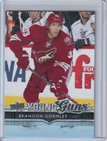 BRANDON GORMLEY #202 Young Guns Rookie Upper Deck NHL HOCKEY PHOENIX COYOTES