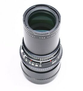 HASSELBLAD ZEISS SONNAR 250MM F/5.6 T* TELEPHOTO C LENS - BLACK - for 500CM ETC